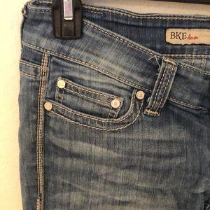 BKE Jeans - BKE boot-cut light wash jeans